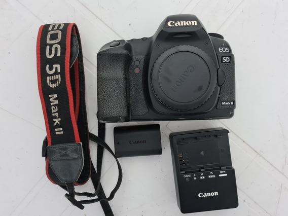 Canon 5d Mark Ii (corpo)