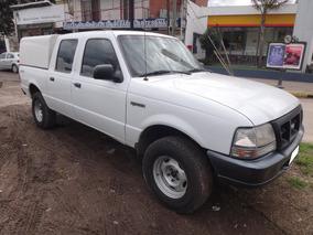 Ford Ranger 2.8 Tdi C/doble 4x4 2004