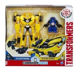 Transformers Combiner Force Bumblebee