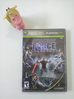 Star Wars The Force Unleashed Xbox 360 Garantizado