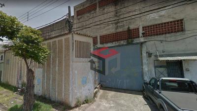 Galpão Industrial À Venda, Jardim Santo Antônio, Santo André. - Ga1766