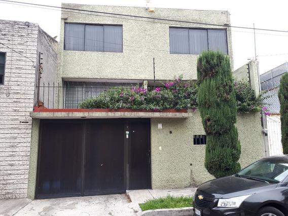 Casa En Venta En Colonia Electricistas, Azcapotzalco