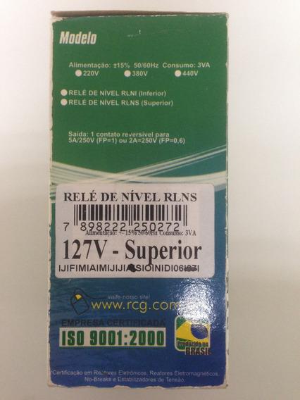 Rele De Nivel Rlns 127v Superior