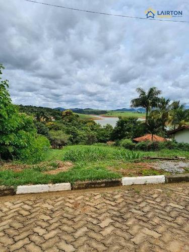 Terreno À Venda, 1200 M² Por R$ 350.000 - Boa Vista - Piracaia/sp - Te0755