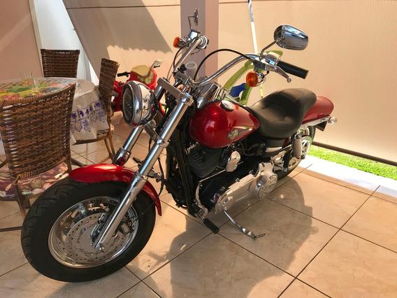 Harley Davidson Fat Bob 2013