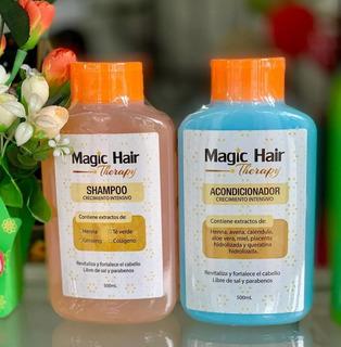 Magic Hair Shampo Y Acondicionador Promocion