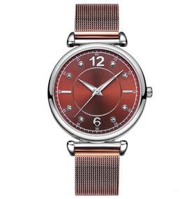 5f7703bfa493 Reloj Color Cobre - Relojes en Mercado Libre Chile