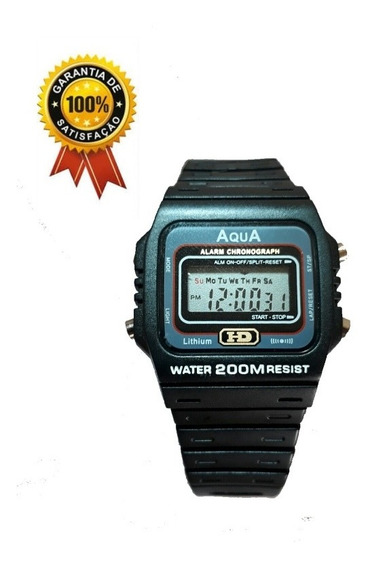 Kit 10 Relógio Masculino Aqua Aq 37 Atacado O F E R T A