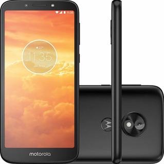 Celular Motorola Moto E5 Play Xt1920 16gb 1 Ram + 2 Brinde