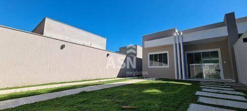 Imagem 1 de 9 de Casa Terrea Com 03 Quartos E Quintal No Recanto, Rio Das Ostras/rj - Ca0791