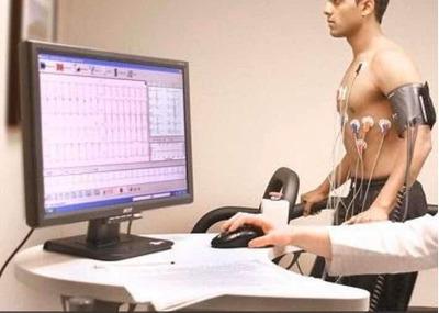 Apto Físico Con Ergometria Y Electrocardiograma Incluido