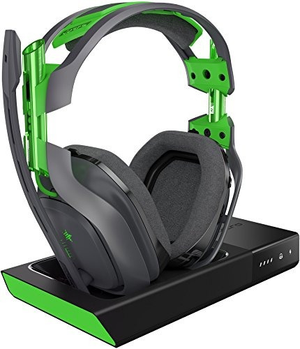 Astro Gaming A50 Wireless Gaming Headset Dolby - Negro / Ver