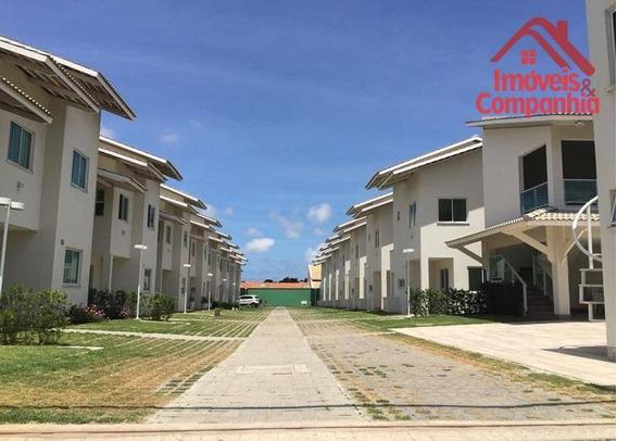 Casa Com 4 Dormitórios À Venda, 150 M² Por - Sapiranga - Fortaleza/ce - Ca0295