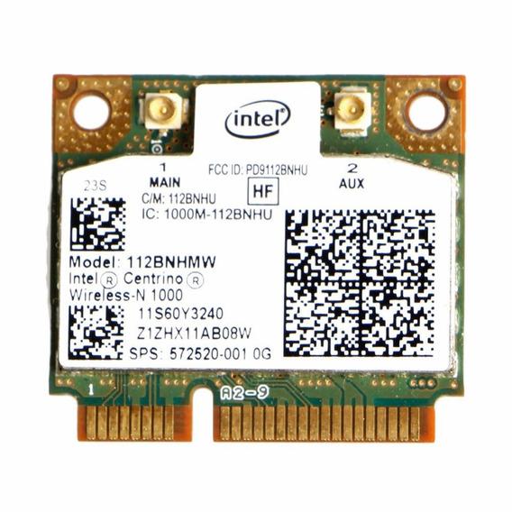 Mini Pci Wifi 112bnhmw Link 1000 Intel P/rafaelsegati