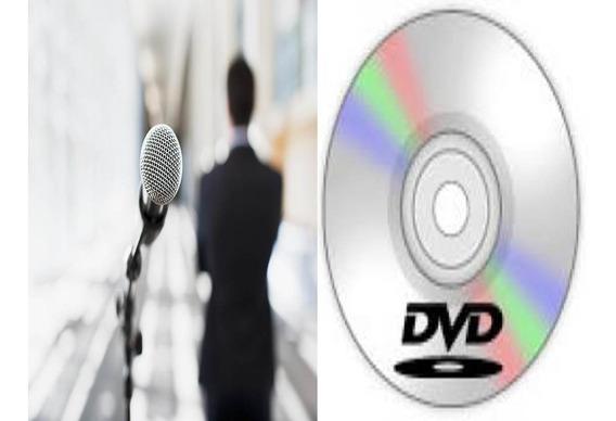 Dvd Curso De Oratória.