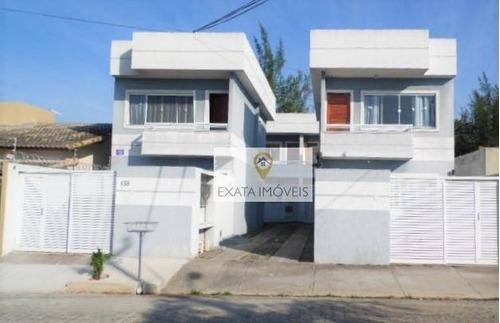 Imagem 1 de 20 de Casa Duplex 02 Suítes No Bairro Residencial Rio Das Ostras/ Rio Das Ostras. - Ca1149