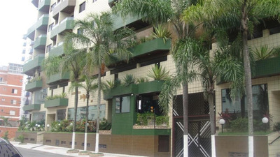 Cobertura Em Vila Tupi, Praia Grande/sp De 283m² 3 Quartos À Venda Por R$ 700.000,00 - Co235843