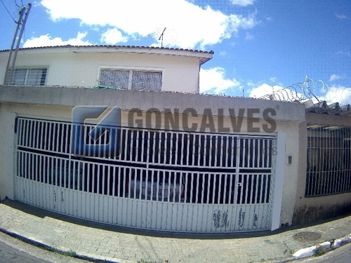Venda Sobrado Sao Bernardo Do Campo Pauliceia Ref: 48199 - 1033-1-48199
