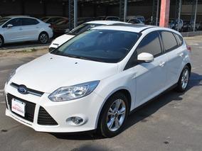 Ford Focus Ii 2.0 Exe Sedan Trend Plus 5 Puertas Blanco Nkw