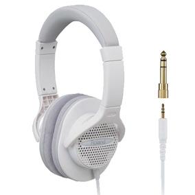 Headphone Roland Rha7 Wh Loja Cheiro De Musica Nf Garantia