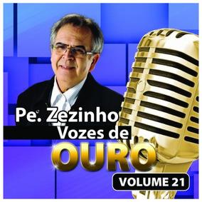 Cd Padre Zezinho - Vozes De Ouro - Lacrado