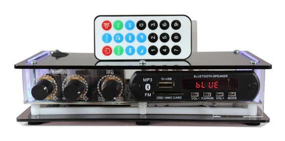 Receiver Usb Bluetooth Orion Slim Caixa Som Pc Notebook 40w