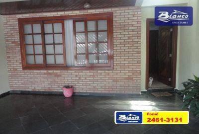 Casa Residencial À Venda, Vila Maranduba, Guarulhos - Ca0152. - Ca0152
