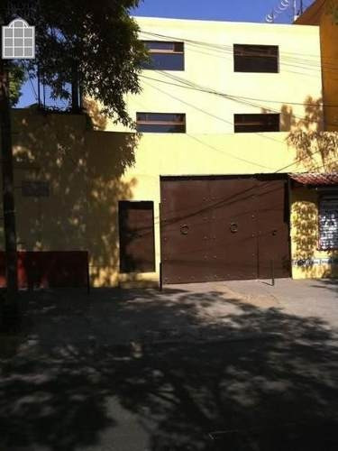 Edificio Comercial Y De Oficinas En Calzada De Tlalpan