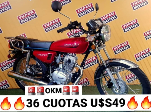 Baccio Classic F125 Tomamos Tu Moto Usada Financiacion 100%