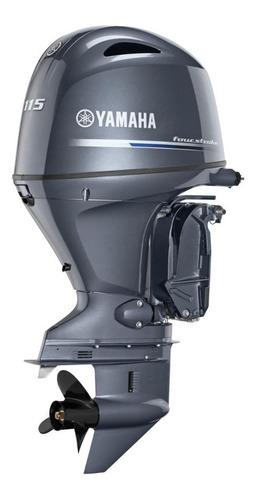 Imagen 1 de 8 de Motor Fuera De Borda Yamaha F 115 Betl