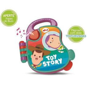 Meu Livrinho Sonoro - Disney - Toy Story Baby - Elka