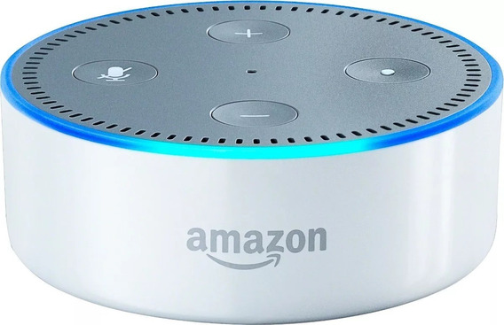 Amazon Echo Dot - Alexa 2ª Geração