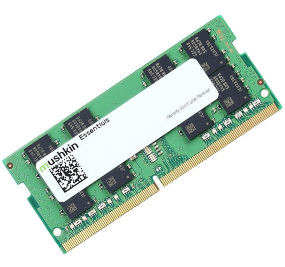 Memoria Ddr4 16gb Sodimm Mushkin Essentials Mallweb Notebook