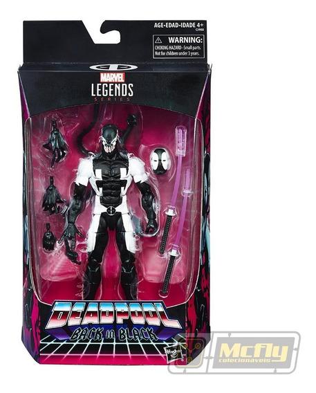 Marvel Legends Deadpool Back In Black