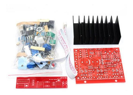 Tda2030a 2.1 Super Bass 2.1 Subwoofer Amplificador Placa De