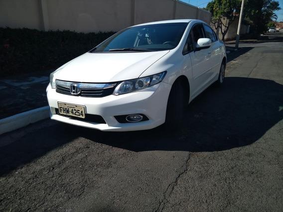 Honda Civic 2014 2.0 Flex
