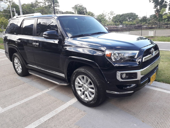 Toyota 4runner Limited M.4000cc. Gasolina Modelo 2017 Reful