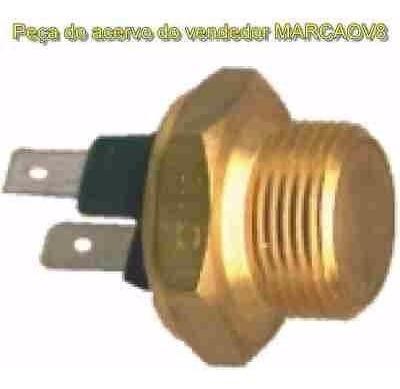 Bulbo Ou Cebolão Da Ventoinha Elétrica Do Opala Liga 82°