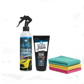 Auto Protection Titanium 300ml Original Ecotrend Kit Top-7