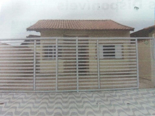 Casa Isolada Por Apenas R$185 Mil - Ca0439