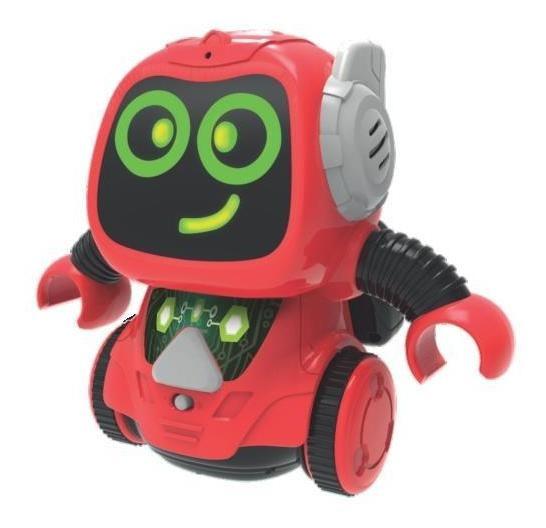 Brinquedo Robozinho Interativo Bilingue 1149-55 Winfun