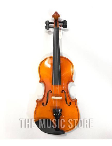 Violin Hoffmann Cx-s142-4/4 Completo Con Estuche Y Arco