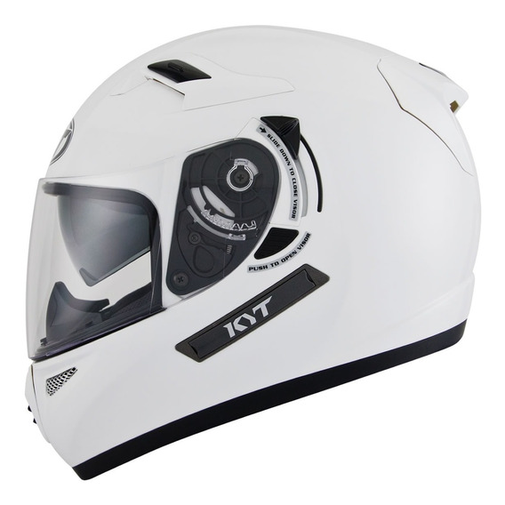 Casco Moto Kyt Venom Integral Visor De Sol Motoscba