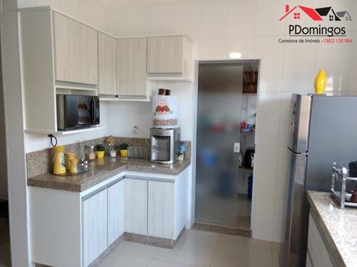 Imagem 1 de 30 de Casa À Venda Em Residencial Real Parque Sumaré - Ca000223