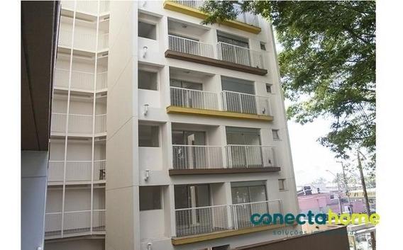 Cobertura Chácara Santo Antonio 2 Dormitórios - 101 M² - 054s