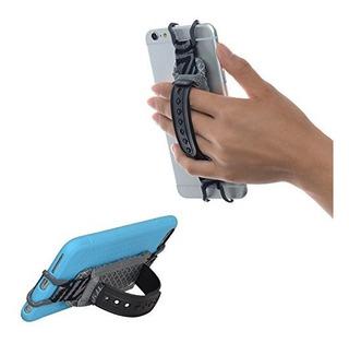 Tfy Security Hand Strap Holder Con Soporte Para Cinturón Ip