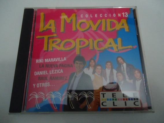 Cds Colección La Movida Tropical Núm 13 Al 20 Precio Todos