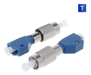 Adaptador Para Conector De Fibra Óptica Lc-h A Fc-m