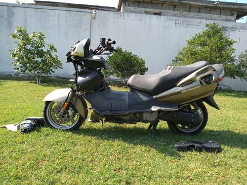 Imagen 1 de 14 de Suzuki Burgman 650 Partes Desarrmo Piezas  2006 Yamaha Honda