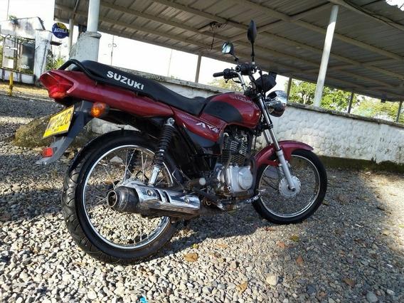 Ax4 110 Suzuki
